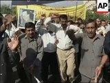 IRAQ: IRAQIS SHOW SUPPORT FOR SADDAM