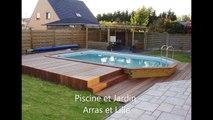 Construction, Fabrication et Installation piscines Le Touquet 62 - Spa Sauna - Piscine et Jardin