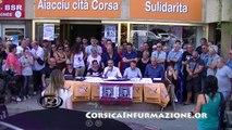 #corse Conférence de presse @Corsica_Libera @Sulidarita en soutien à Pierre Paoli