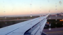 Lufthansa Airbus A321-212 takeoff Vienna Int. Airport