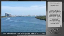 500 Bayview Dr 728, Sunny Isles Beach, FL 33160