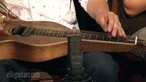 Lightning Jack & Mick Burley ellis acoustic stompbox & ellis weissenborn guitar