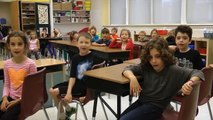 C'est ce qu'on fait - Children's French Immersion music video fun speaking French