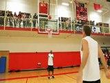 Videographers NJ: Dave Hopla's Guinness Free Throw Record - Gemini Productions - geminidjs.com