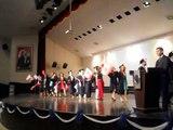 Afyon Kocatepe Üniversitesi Sosyal Bilgiler 4-B Normal Öğretim 2013 Mezuniyet Törenimiz