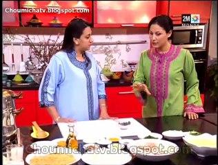 Choumicha - Couscous aux raisins secs