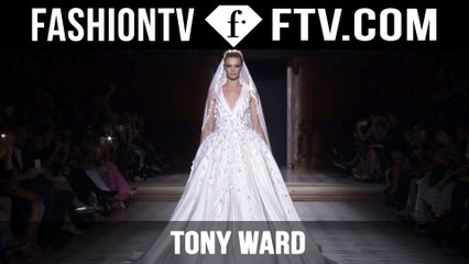 Tony Ward Show Highlights | Paris Haute Couture Fall/Winter 2015/16 | FashionTV