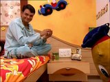 Mr. Bean's Cousin from India... Mr. Patel!!! (Silent Comedy of India - Good night Mr. Patel)