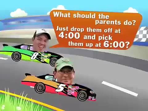 SURGE: NASCAR