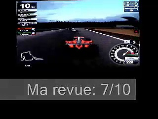 Formula One 2005 gameplay/review video