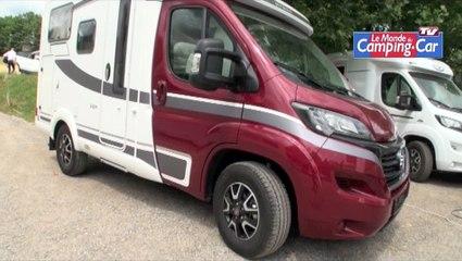 Le profilé ultra compact Hymer Van, visite vidéo