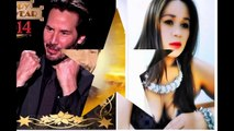 Keanu Reeves & Missword Borimas  Reeves-Missword Borimas Uniliver -บริมาส ชูช่วย