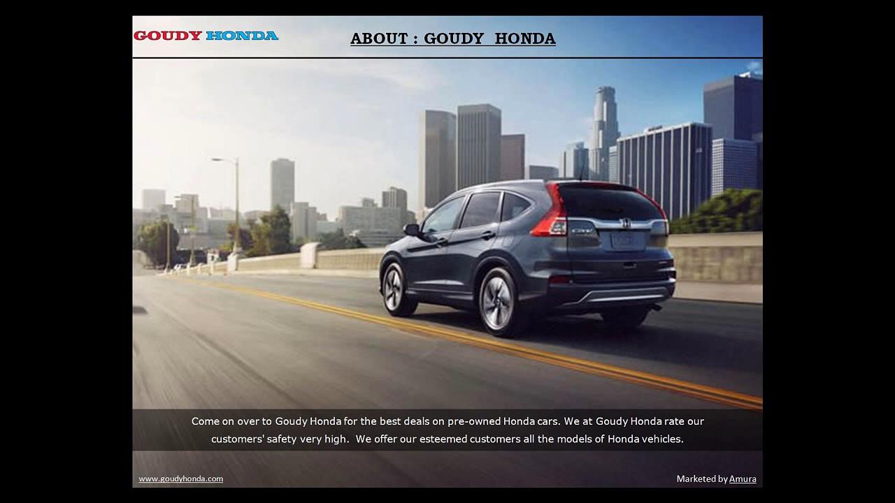 Goudy Honda – Honda Fit Los Angeles