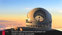 Jerry Nelson talks about giant telescope design