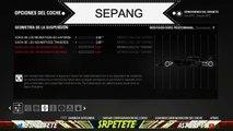 F1 2015 Game  All Setups  Todos los reglajes  PS4 Xbox One  PC F1 2015 Codemasters
