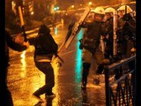 GREECE RIOT FOR ALEXANDROS GRIGOROPOULOS' DEATH.