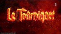 """Fort Boyard 2015 : règle du jeu du duel du """"Tourniquet"""" (La Cage)"""