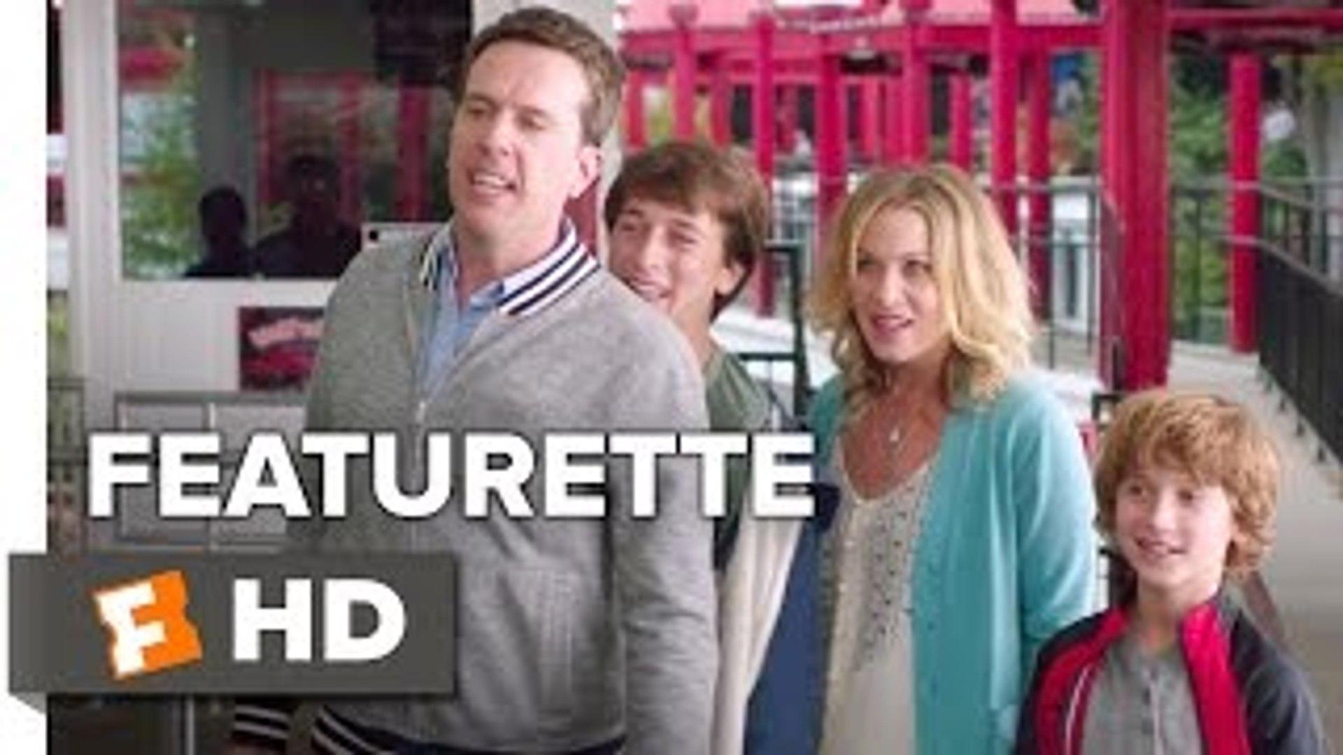 Vacation Featurette - Meet the Griswolds (2015) - Ed Helms, Leslie Mann Comedy H_HD