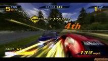 Burnout Crash (PS3) Gameplay - video dailymotion