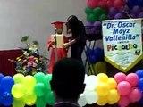 Mi discurso de graduación