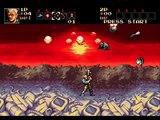 Contra: Hard Corps (Sega Genesis) - (Stage 3 - Hidden Battle Stadium | Hidden Ending)