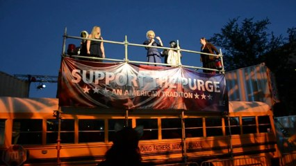 Louisiana-Bahamas-Florida 2014, Jour 15: Halloween Horror Night