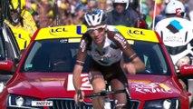 Tour de France : Romain Bardet s'impose devant Pierre Rolland, doublé Français à Saint-Jean-de-Maurienne