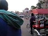 Rickshaw ride in Jaipur, India