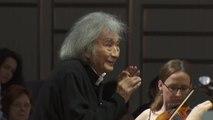 Beethoven, Quatuor n° 16 en fa majeur, 3ème mouvement - Seiji Ozawa et les musiciens de son Académie à la Fondation Louis Vuitton