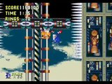 Sonic The Hedgehog 3 & Knuckles (Sega MD / Genesis) - (Sonic & Tails | Death Egg Zone - Act 2)