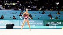 Rhythmic Gymnastics - 2013 Worlds | Counting Stars