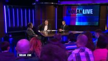 Should Irish come first? Another Irish language row is raging. #NolanLIVE