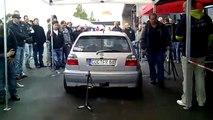 Golf 3 VR6 Sound 132,5 dB