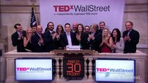 First-Ever TEDxWallStreet Event at the NYSE rings the NYSE Closing Bell