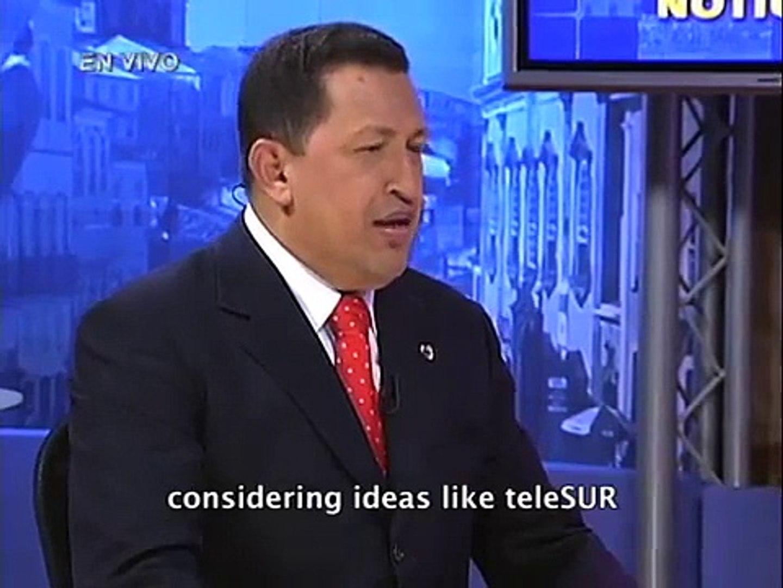 Latin American Presidents on teleSUR's Significance