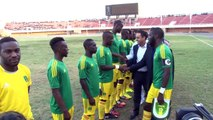 Gambie 1 - 0 Mauritanie 27/03/2015