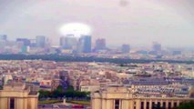 UFO SIGHTING IN PARIS FRANCE UFOs EIFFEL TOWER SIGHTING FEBRUARY, 2014
