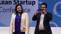 Sarah Milstein & Eric Ries, Opening Remarks, The Lean Startup Conference 2013 - 12/9/13