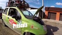 Mongol Rally 2014 - Team 3.F.L.P.