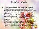 DVD Ripper for Mac - Convert DVD to iPhone 4s, iPad, iPod, PSP