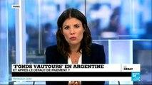 """""""Fonds vautours"""" : l'Argentine en défaut de paiement, et après ? - #DébatF24"""