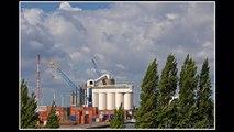 Regard sur le port d'Anvers (2009)