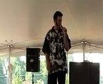 Anthony Hopkins sings 'Ain't No Big Thing' at Elvis Week 200
