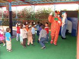 clowns, animations et spectacles pour enfants au maroc clown maroc 2009 magic show