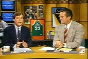 The Prudential Halftime Report May 5, 1991 - Mike Fratello on the Hawks - Celtics rivalry