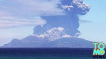 Volcano eruption in Japan: Kuchinoerabu Island evacuated after eruption - TomoNews