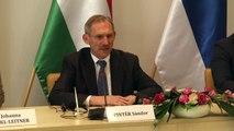 Együttműködésről állapodott meg a szerb, az osztrák és a magyar belügyminiszter