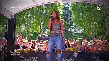Priscilla Betti - [363] - Village Départ (France 3) - 23/07/2015