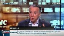La chronique de Frédéric Simottel : Quelles sont les technologies adaptées aux cyclistes ? - 24/07