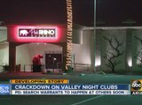 Two night clubs raided by police, one was to open Thursday night